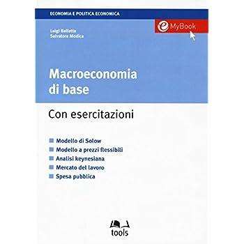 Macroeconomia Di Base. Con Aggiornamento Online
