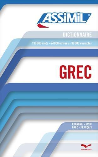 Dictionnaire français-grec / grec-français par Assimil