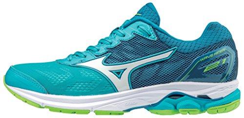 Mizuno Women's Wave Rider 21 Running Shoe Athletic Shoe