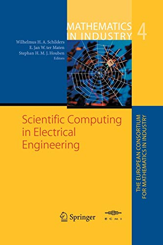 Scientific Computing in Electrical Engineering: Proceedings of the SCEE-2002 Conference held in Eindhoven (Mathematics in Industry (4), Band 4)