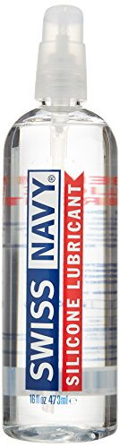 Swiss Navy Lubrifiant à Base de Silicone 473 ml