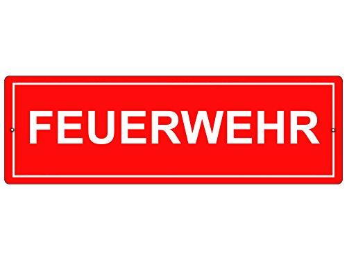 A-rahmen-wagen (KUNSTSTOFFSCHILD mit Saugnapf Autoschild FEUERWEHR RAHMEN Innenraum Auto Wagen)