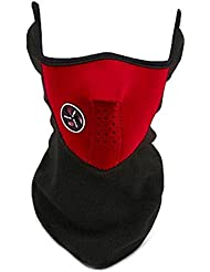 Ski Mask – Máscara de esquí … (Rojo)