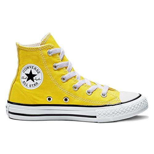 Converse Chuck Taylor All Star - HI - Bold C - 1b (Gelbe High Top Converse)
