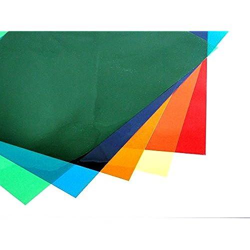 Coloured Plastic Sheets Amazon Co Uk