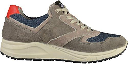 Sneakernews Precio Barato De Italia Igi & Co 1122544 Sneaker Uomo Grau r2PSZWGc