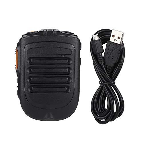 Microfono Portatile PTT Bluetooth Wireless Zello Walkie Talkie UNIWA BM001