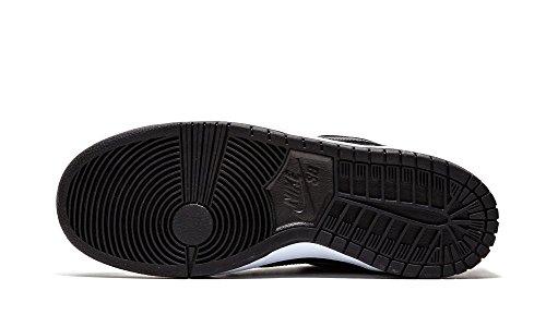 Nike Dunk Low Pro IW, Chaussures de Skate Homme, Blanc Multicolore