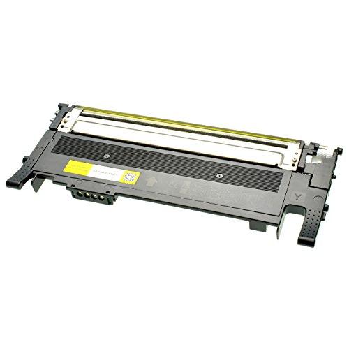 Toner kompatibel für Samsung Xpress C410W CLP-365/SEE CLP-365 360 Series CLX 3300 Series 3305 FN FW Xpress C 460 FW Series - CLT-Y406S - Yellow 1000 Seiten