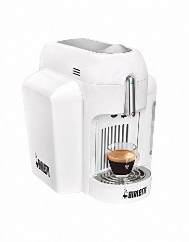 Bialetti Mini Bianca, macchina del caffè, sistema chiuso