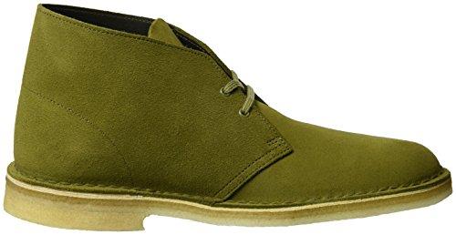 Clarks Originals Desert Boots Homme Vert (Evergreen Suede)