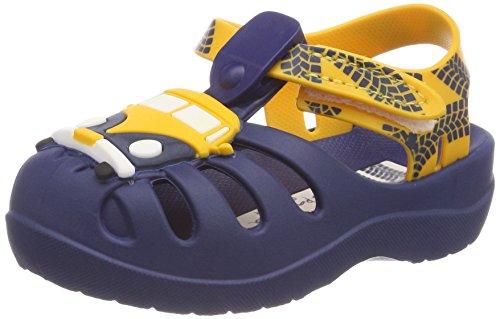 Ipanema Jungen Summer IV Baby Sandalen, Mehrfarbig (Blue/Yellow), 19/20 EU