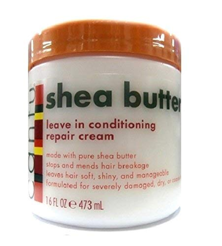 Cantu Shea Butter Leave In Conditioning Repair Cream 473ml (16oz) -