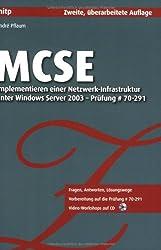 MCSE Bundle: Prüfungen #70-270, #70-290, #70-291