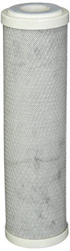 4Stück 25,4cm Carbon Block Coconut Shell Filter Kartusche, 9–3/10,2cm X 2–7/20,3cm 5Mikron Ersatz Wasser Filter - 5 Mikron Carbon-block-filter