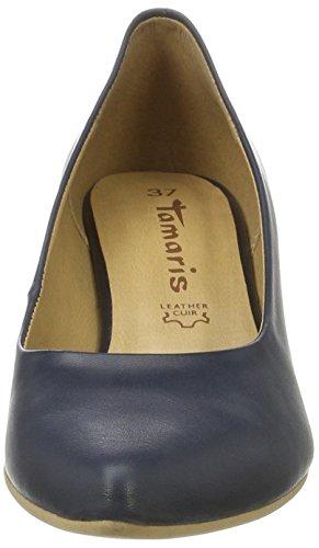 Tamaris 22440, Escarpins Femme Bleu (NAVY 805)
