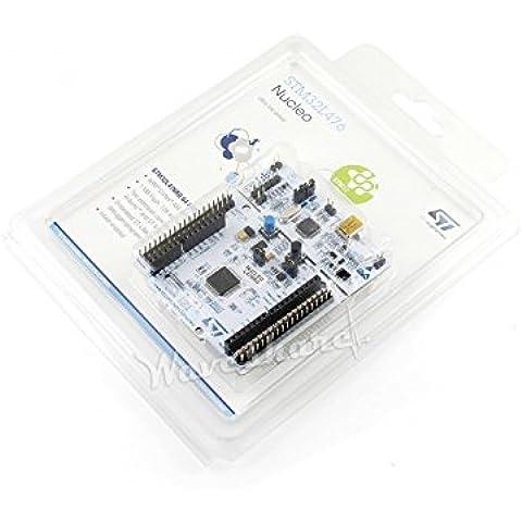 Waveshare nucleo-l476rg STM32MCU Junta de Desarrollo nucleo-64con stm32l476rgt6Integra la ST-LINK/V2–1Depurador y programador