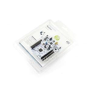 Waveshare NUCLEO-L476RG STM32 Nucleo-64 Development Board with STM32L476RGT6 MCU integrates the ST-LINK/V2-1 debugger and programmer