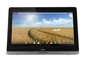 "Acer Aspire DA241HL PC Desktop All in One 24"" Full HD MultiTouch, Processore NVIDIA T33 Quad-Core ARM 1.6 GHz, RAM  1 GB, HDD 16 GB eMMC, Nero"