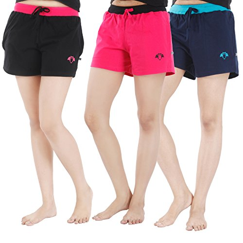 Nite-Flite-Athletic-Cotton-Hot-Shorts-Pack-of-3