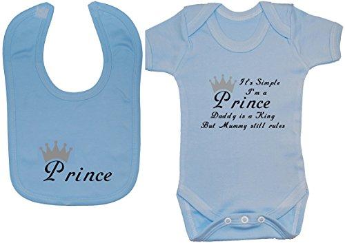 Acce Products - Body - Bébé (garçon) 0 à 24 mois bleu bleu 3-6 mois