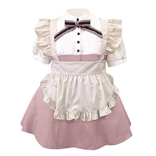 Prinzessin Kostüm Jasmin Hochzeit Kleid - Solike Damen Viktorianisches Rokoko-Kleid, Mittelalter Kleid Lolita Gothic Kleider Kostüm Prinzessin Halloween Weihnachten Party Cosplay Dress