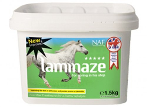 NAF  Laminaze Powder Horse Health Feed Supplement - Size : 750G