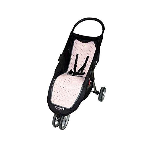 Federe BCN F61-4597-Materassino per Baby Jogger City Mini
