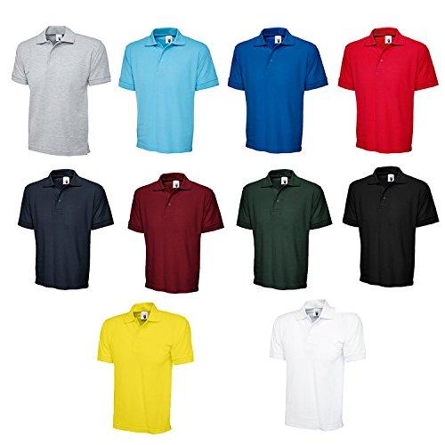 Uneek 250Gsm Unisex Premium Polo Shirt