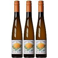 Michele Chiarlo Moscato dAsti DOCG Nivole Piedmont 2017 Wine 37.5 cl (Case of 3)