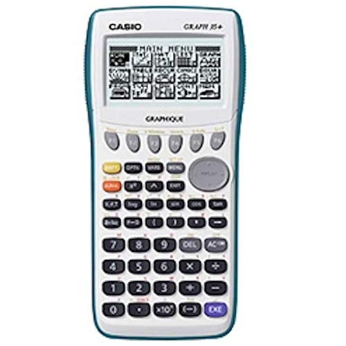 Casio Graph 35 + e-b Grafikrechner