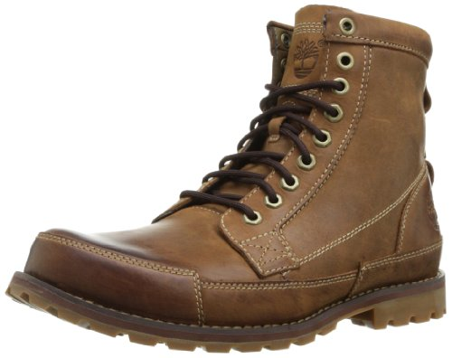 Timberland 15551 EARTHKEEPER BROWN BURNIS Herren Stiefel, Braun (Brown Burnished Leather), EU 45 (Timberland Earthkeeper Stiefel)