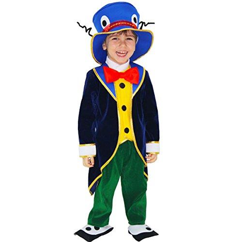Kostüm Karneval Schäkel von Pinocchio 4ANNI ()