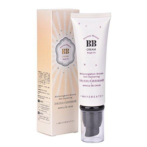 bulary BB Cream Concealer de Teint Anti Augenringe Langlebige 50g