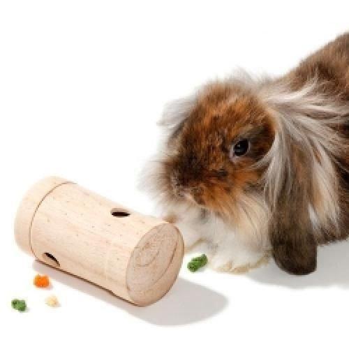 Karlie Rody Snack Roll Geschicklichkeitsspielzeug für Kleintiere