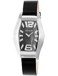 ANTONELLI 960043 - Reloj de Señora movimiento de cuarzo con correa de piel