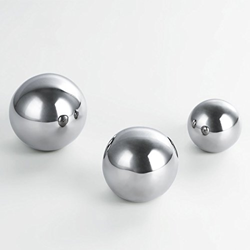 CLG-FLY d'objets de décoration intérieure moderne et simple argent or ornements boule décoration créative table basse de salon meubles de bureau étude