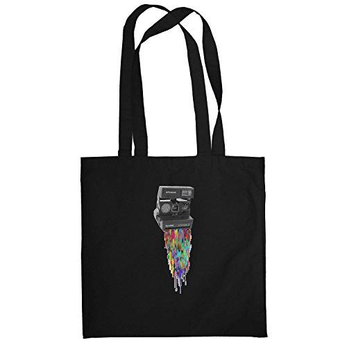 Texlab–Cola Roid–sacchetto di stoffa Nero