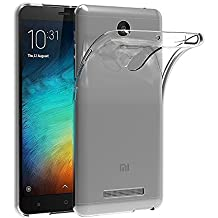 Xiaomi Redmi Note 3 / Note 3 Pro Funda, iVoler TPU Silicona Case Cover Dura Parachoques Carcasa Funda Bumper para Xiaomi Redmi Note 3 / Note 3 Pro, [Ultra-delgado] [Shock-Absorción] [Anti-Arañazos] [Transparente]- Garantía Incondicional de 18 Meses