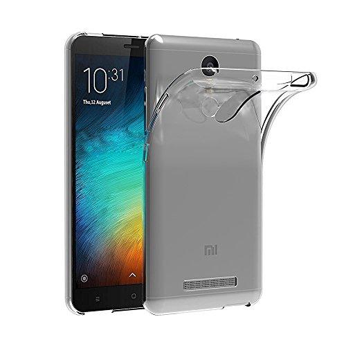 Xiaomi Redmi Note 3 / Note 3 Pro Hülle, iVoler Premium Tasche Schutzhülle Case Cover Transparent Klare Weiche TPU Silikon Gel Schutzhülle Bumper Löschen Back für Xiaomi Redmi Note 3 / Note 3 Pro