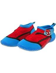 Swimpy Spiderman UV 24-25EU - Calzado de vela, color multicolor, talla DE: 24-25 EU