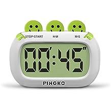Pingko Temporizador Cronómetro Digital De Docina De Diseño Estético Con Grandes Dígitos ...