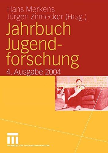Jahrbuch Jugendforschung: 4. Ausgabe 2004