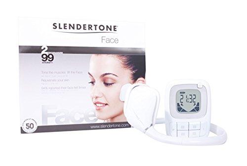 Slendertone Appareil d'électrostimulation du visage Blanc