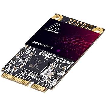 KingShark Msata SSD 128GB mSATA SSD 30 * 50MM Unidad de Estado ...