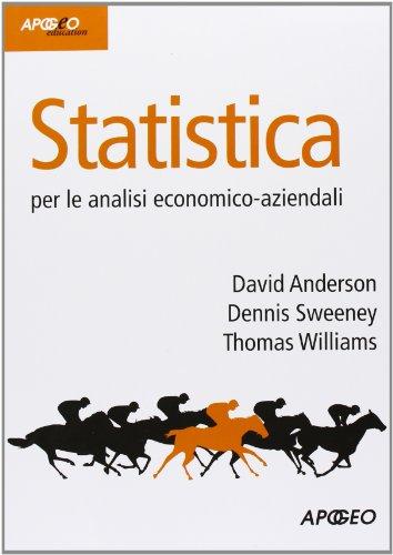 Statistica per le analisi economico-aziendali