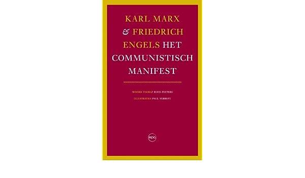 Het Communistisch Manifest Amazoncouk Karl Marx
