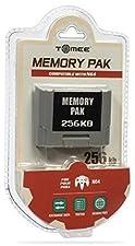 Carte memoire 256K pour sauvegarde sur console Nintendo 64 N64