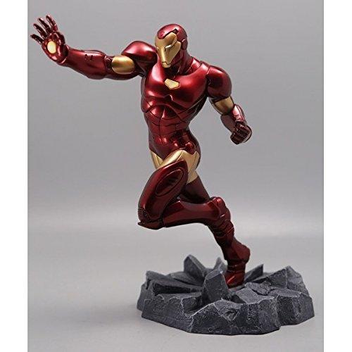 sémic - spiro02 - Iron Man Statue - Captain America - Civil War - Marvel
