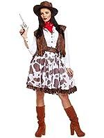 Henbrandt Ladies Western Cowgirl Costume